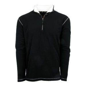 Men's Cogburn Pullover - Black