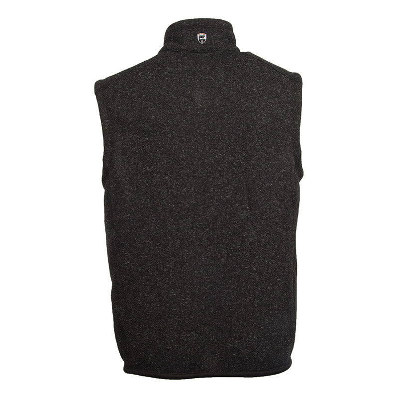 Men's Alpine Vest - Charcoal