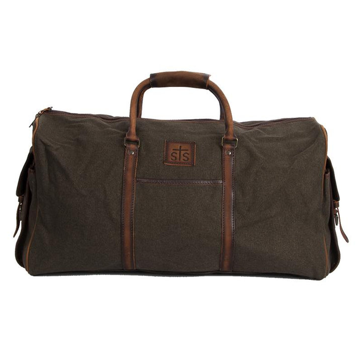 Foreman Duffle - Dark Canvas