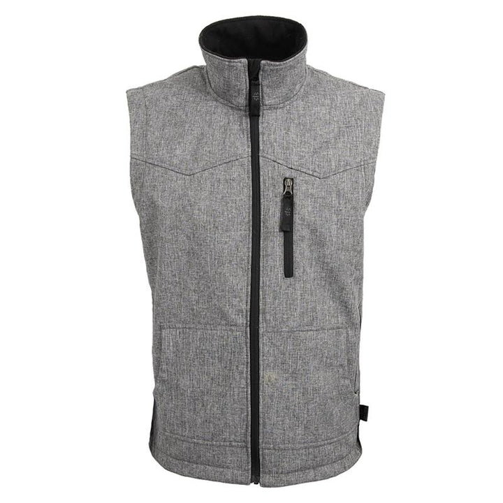 Youth Barrier Vest - Light Gray