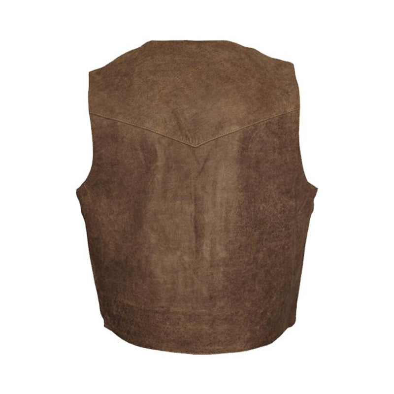Men's Chisum Vest - Antique