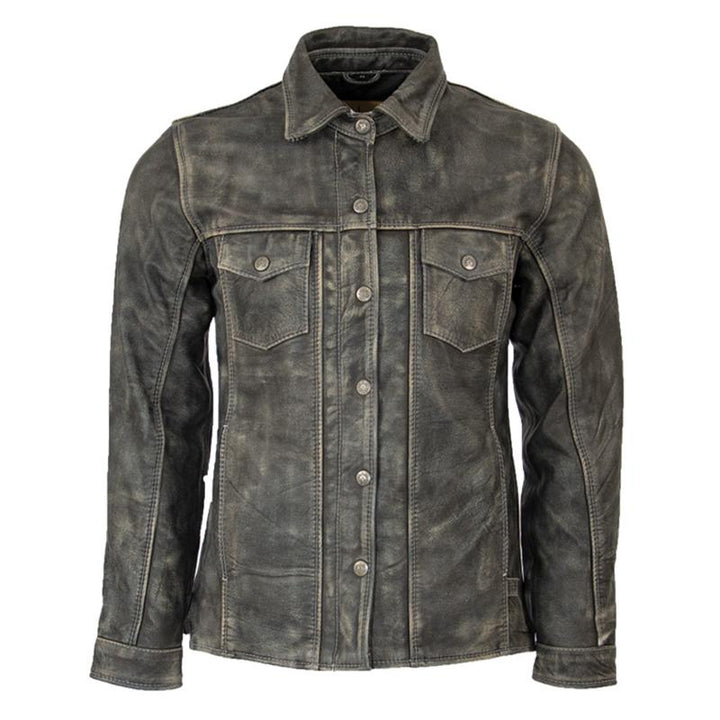 Men's Ranch Hand - Steel Gray