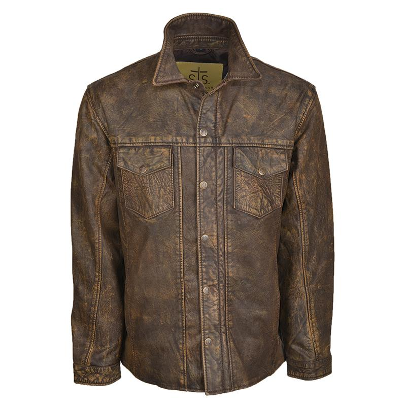 Men's Ranch Hand - Tobacco Brown