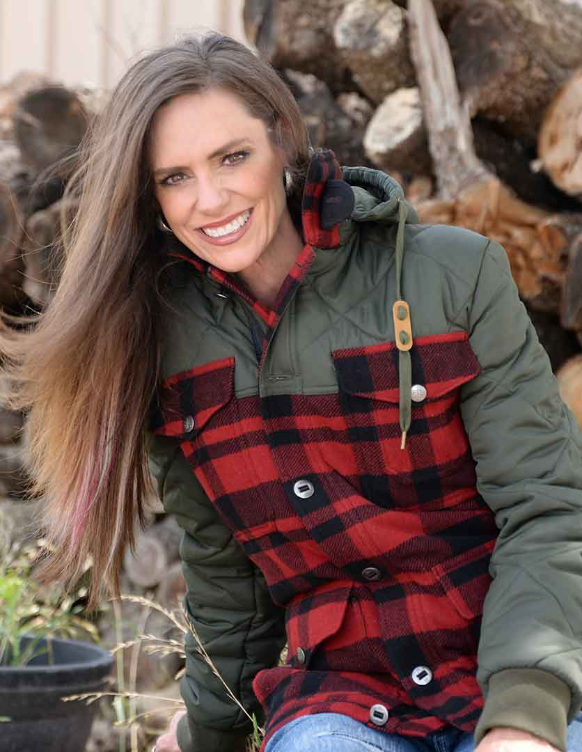 Ladies Bjorn Jacket