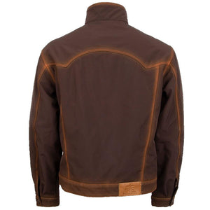 Men's Brumby Jacket - Brown