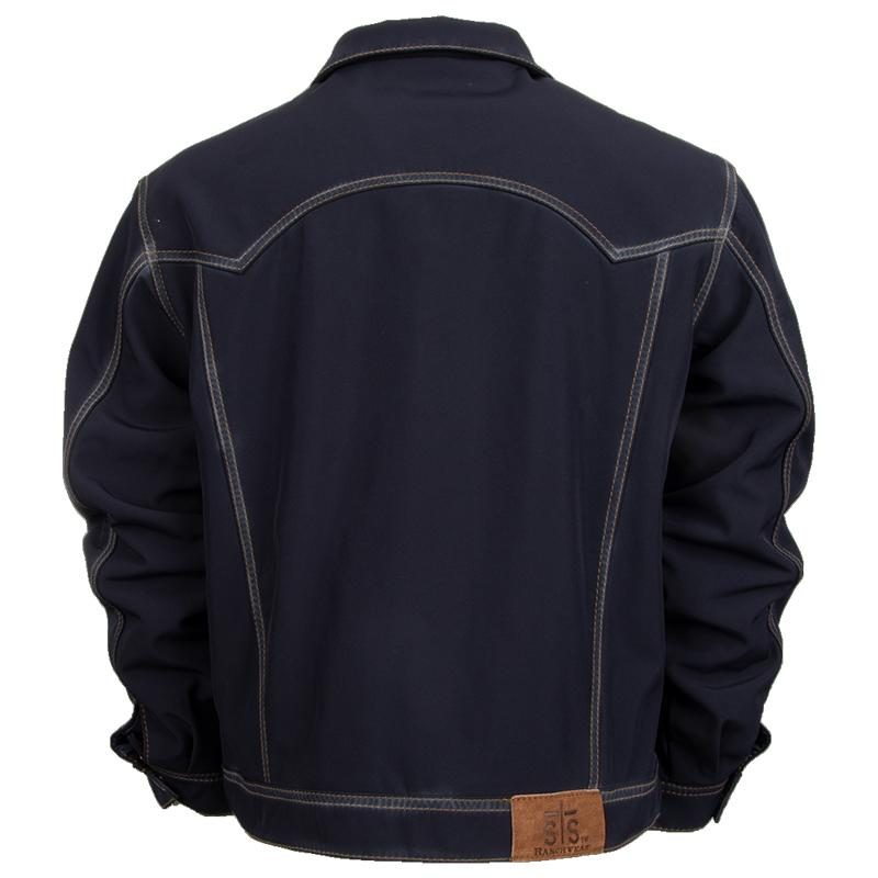 Men's Brumby Jacket - Navy