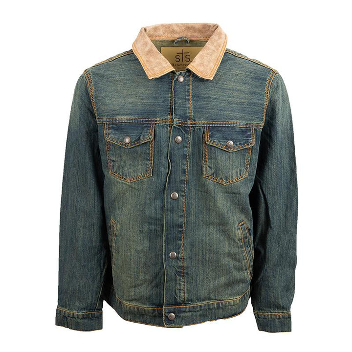 Men's Jumper - Denim