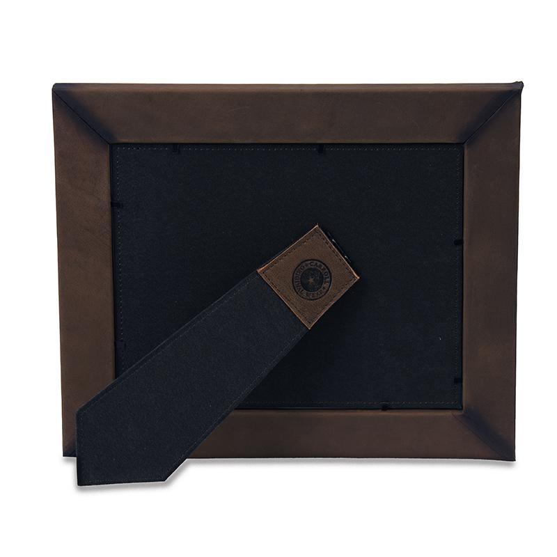 Genuine Leather Picture Frame 5x7
