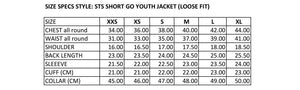 Youth Short Go - Brown