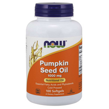 Load image into Gallery viewer, Pumpkin Seed Oil 1000 mg