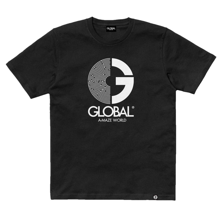 Global - T-Shirt A-Mazing