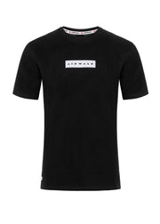 Airwalk - T-Shirt Logo Boxlogo Base - STAMPA GOMMATA