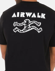 Airwalk - T-Shirt Con Taschino Ricamato