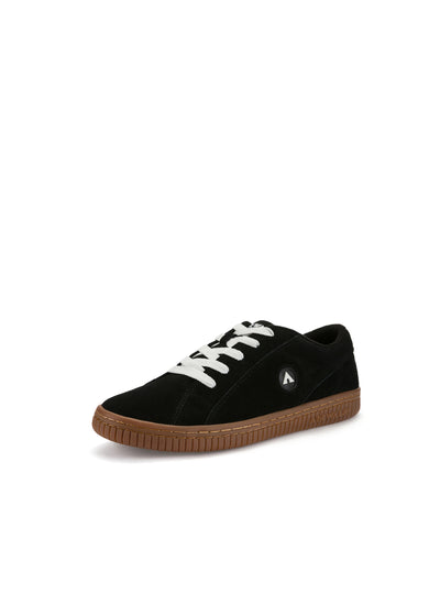 Airwalk - Suede Sneakers - BLACK GUM
