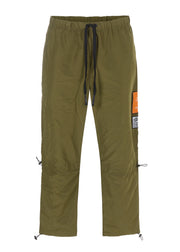 Airwalk - Pantalone Beige Con Patch Ricamo
