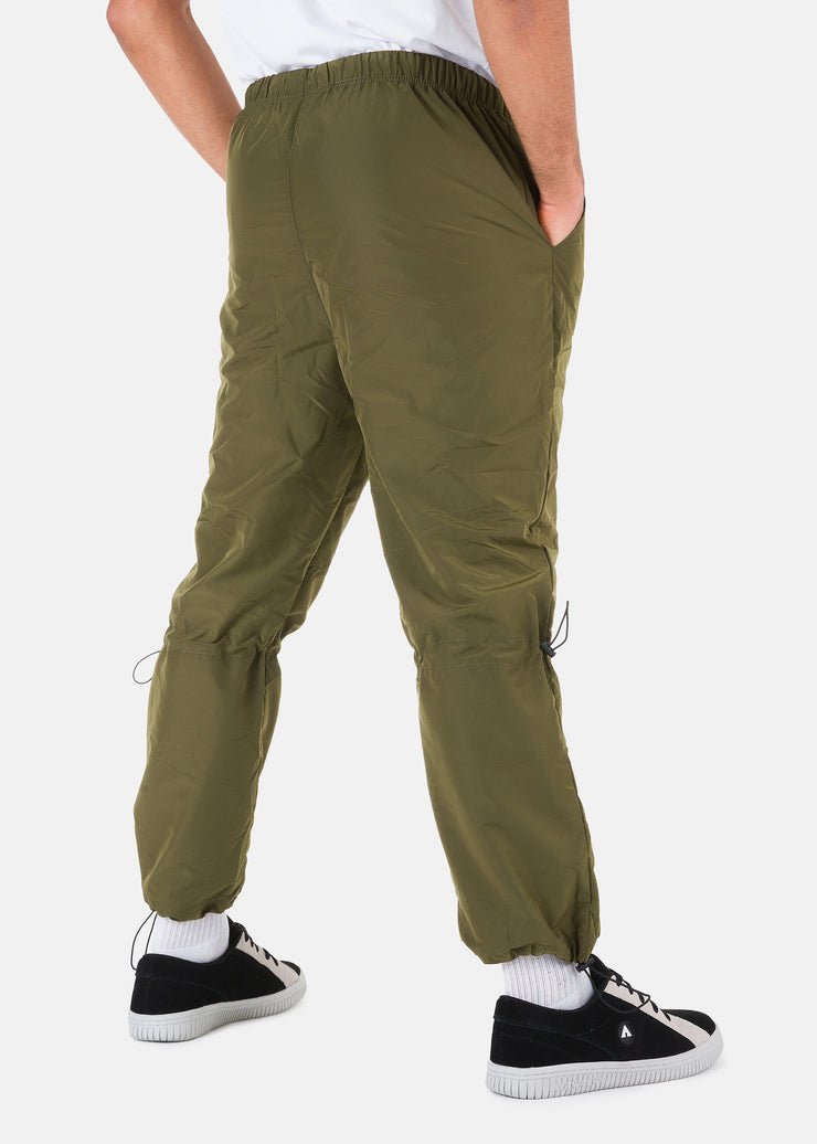 Airwalk - Pantalone Beige Con Patch Ricamata
