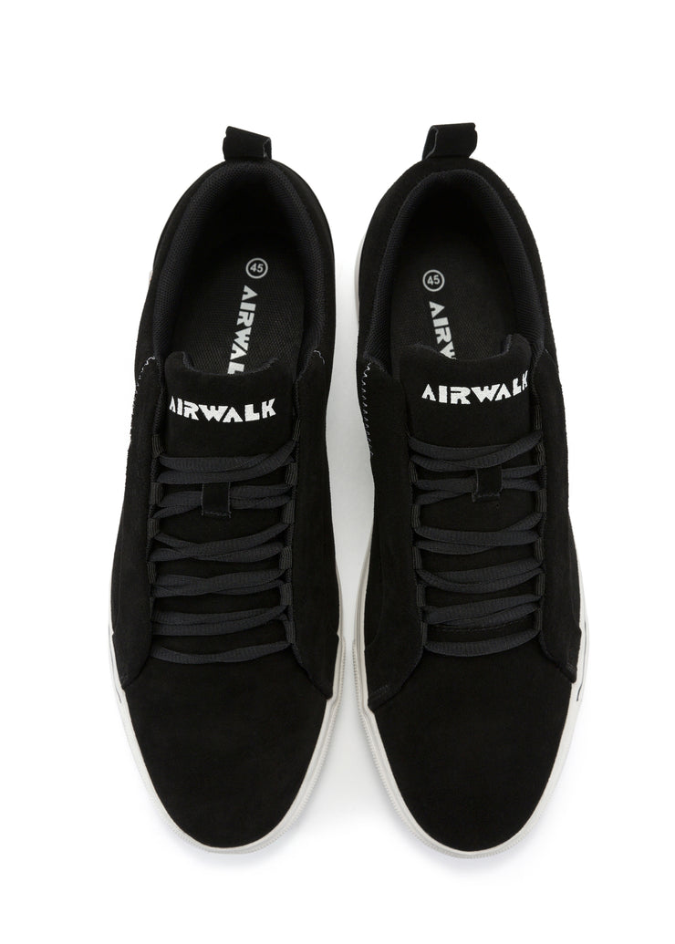 Airwalk - Sneakers In Pelle Scamosciata