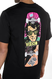 Vision Street Wear - T-Shirt Con Stampa Skate Vintage