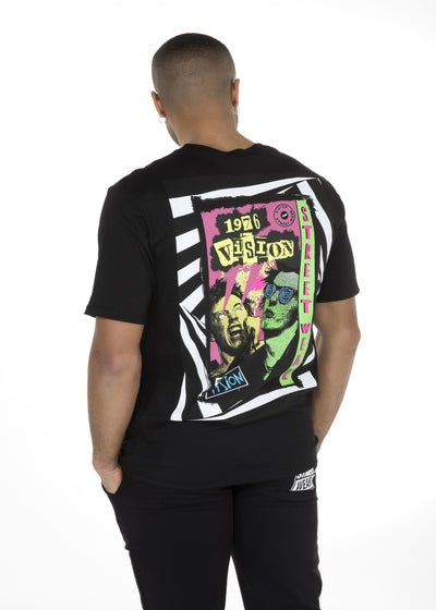 Vision Street Wear - T-Shirt Con Stampa Vintage Adv