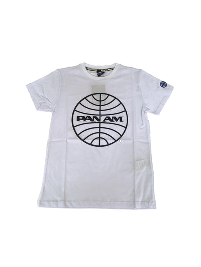 Pan Am Kids - T-shirt Con Logo Classico
