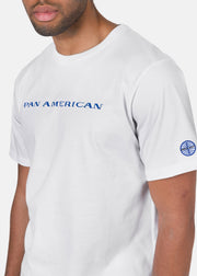 Pan Am - T-Shirt Pan American Logo Stampato
