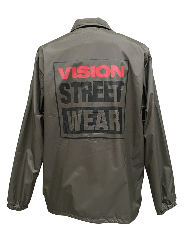 Vision Street Wear - Giacca Stampata