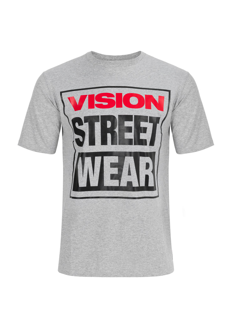 Vision Street Wear - T-Shirt Con Classic Boxlogo