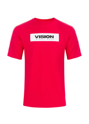 Vision Street Wear - T-Shirt Con Narrow Boxlogo