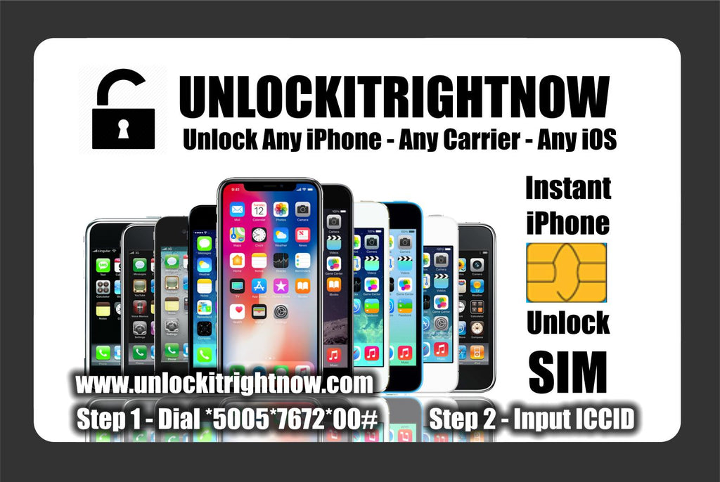 Unlock your phone with us