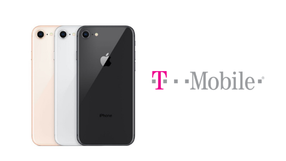 How do I Unlock my T-Mobile iPhone 8+?