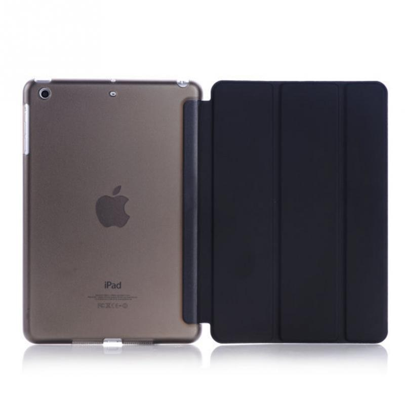 Luxury Ultra Slim Magnetic Smart Flip Stand PU Leather Cover Case For Apple iPad Mini 1 2 3 Retina intellectual dormancy ca
