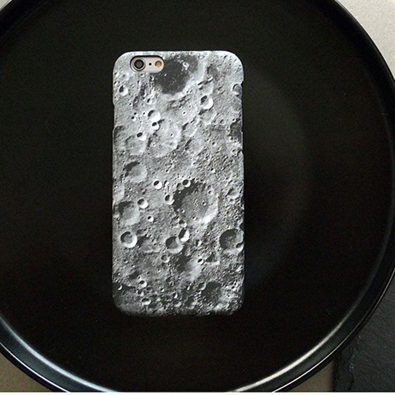 Moon surface texture for iphone