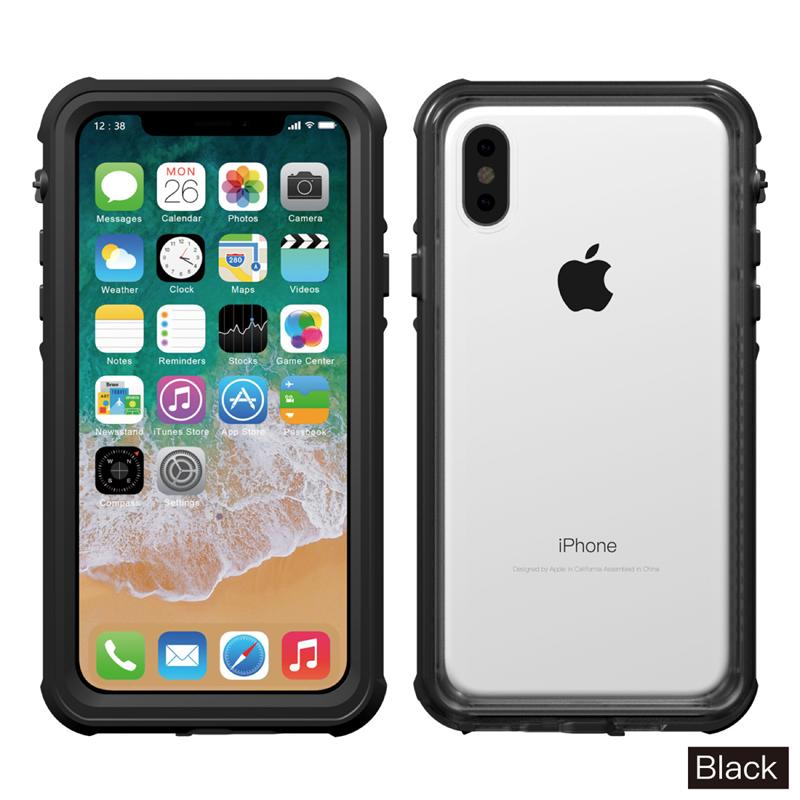 Waterproof Case For Iphone X