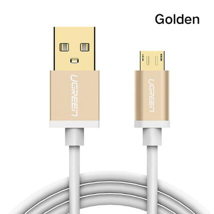 Ugreen Micro USB Cable 2A Fast Charge Data for Samsung Xiaomi Tablet Android USB Charging Cord
