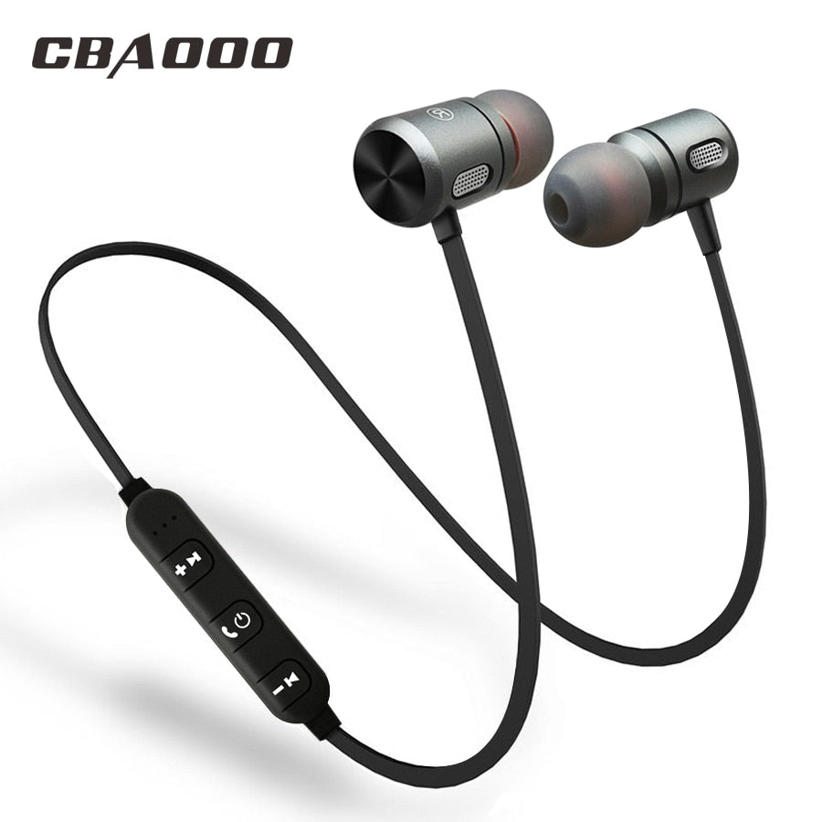 Wireless Bluetooth Headphones for iPhone/Samsung