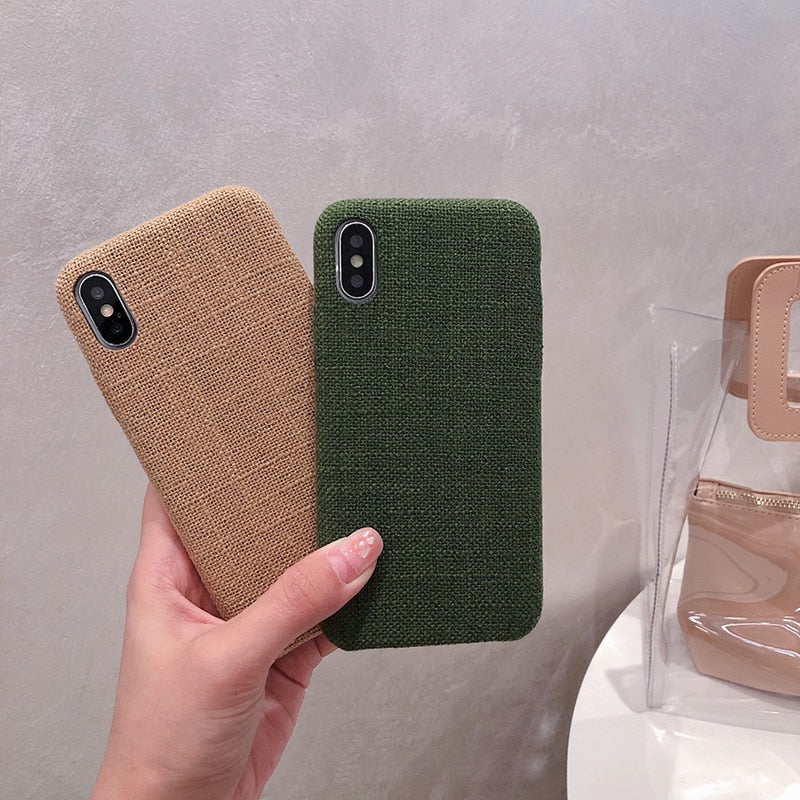 iPhone Leather Case for 7/7+/8/8+/X/XR/ XS/ XS