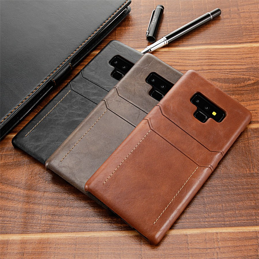 Samsung Galaxy s8/s8+/s9/s9+/Note 8/9 Card Holder Case