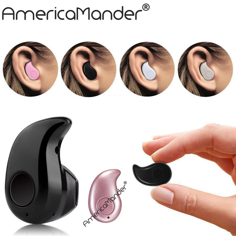 Mini Style Wireless Bluetooth Earphone