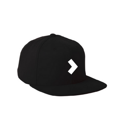 "SupplementPass™ ""Forward"" SnapBack - Black"