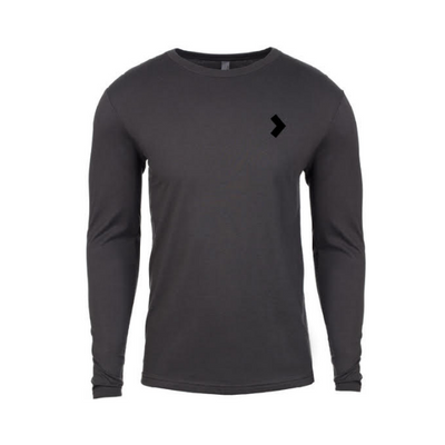 "SupplementPass™ ""Forward"" Long Sleeve - Grey"
