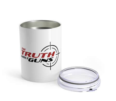 TTAG Indestructible Tumbler (10oz)