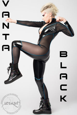 Vanta Black Necronimicon Suit