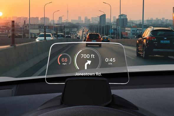 HUDWAY Drive - The best head-up display for any car!