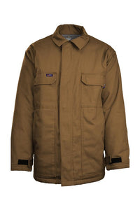 Lapco 12oz. FR Insulated Chore Coat  - 100% Cotton Duck