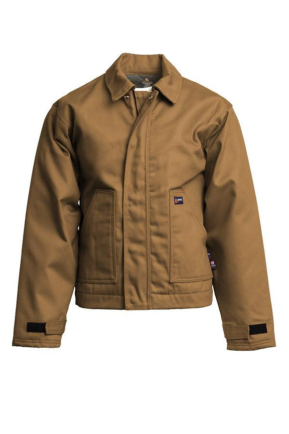 Lapco 12oz. FR Insulated Jacket - 100% Cotton Duck