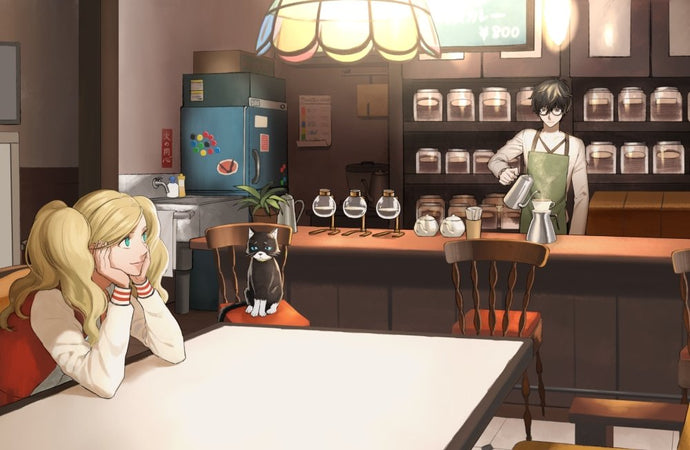 Top 5 Coffee Shops In Video Games