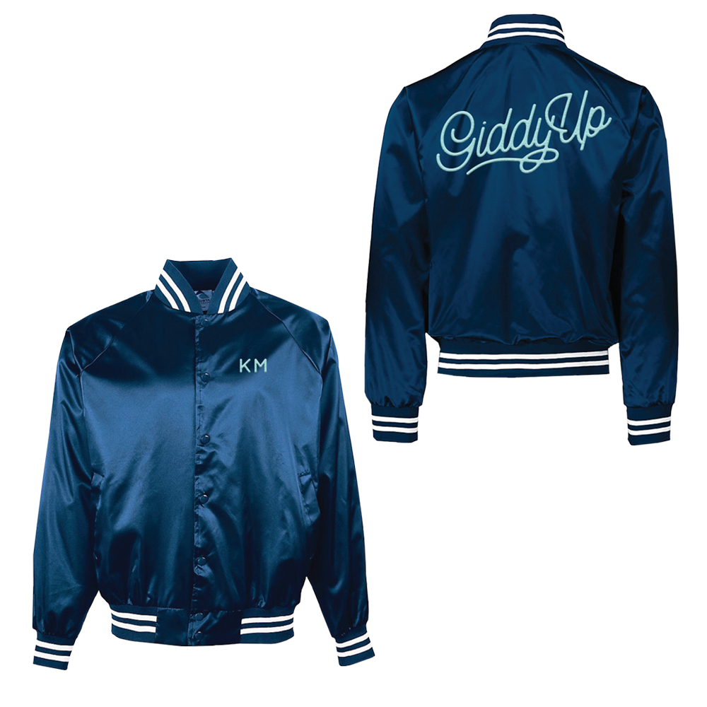 GIDDY UP BOMBER JACKET