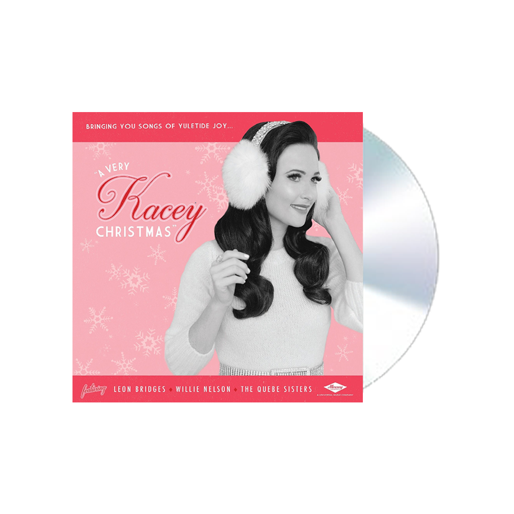 A VERY KACEY CHRISTMAS CD