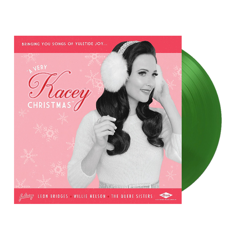 A VERY KACEY CHRISTMAS VINYL