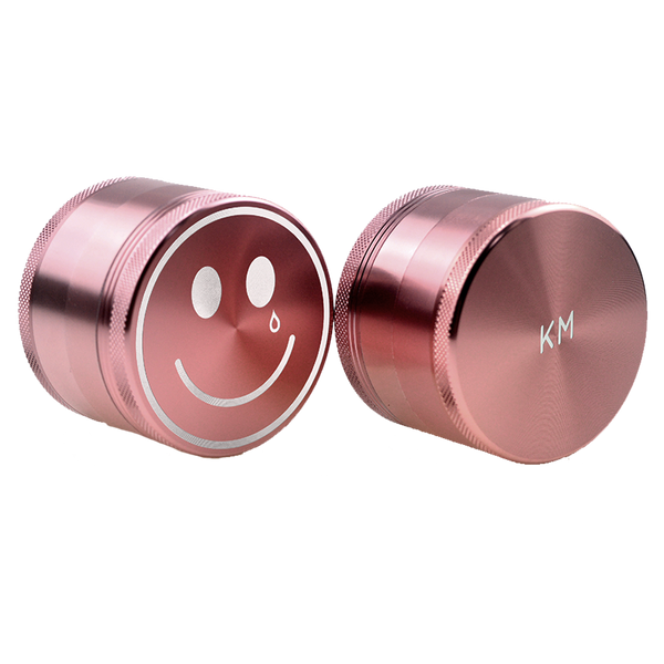 HAPPY & SAD HERB GRINDER - PRE-ORDER